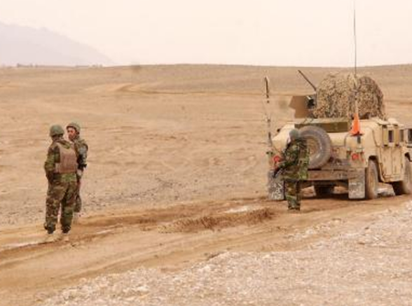 Taliban attack in Afghan province of Nimroz, 6 security personnel killed