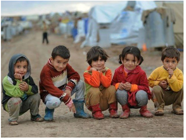 UN calls for safe evacuation of 27,000 children from Syria