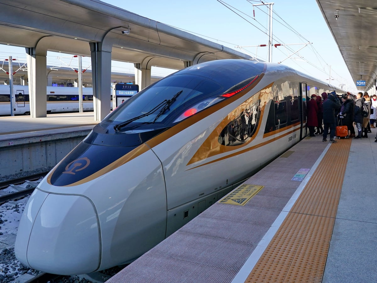 Bullet train ready to maintain speed in all types of weather conditions