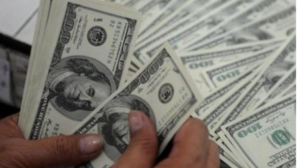 The government borrowed 5 billion and Rs 4.5 trillion in two years