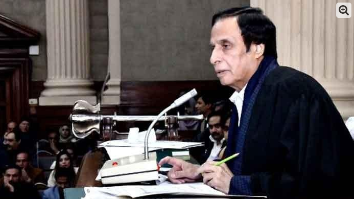 I have not seen such a bad situation in Punjab in 40 years: Pervez Elahi also spoke
