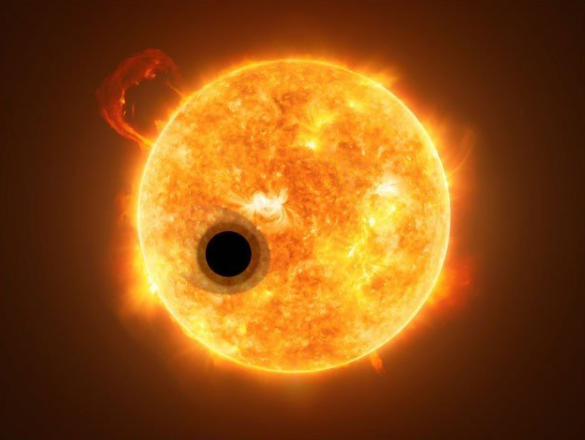 """The """"softest"""" planet in the universe has puzzled scientists"""