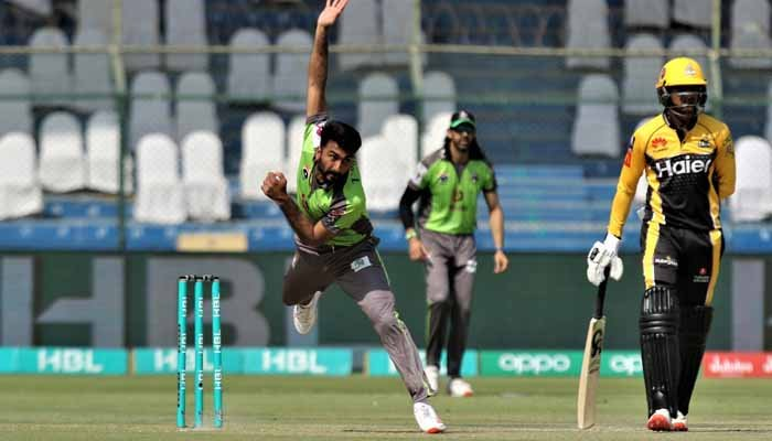 Lahore Qalandars introduced another star in the world of cricket.