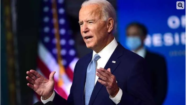 Biden has set a condition for lifting sanctions on Iran