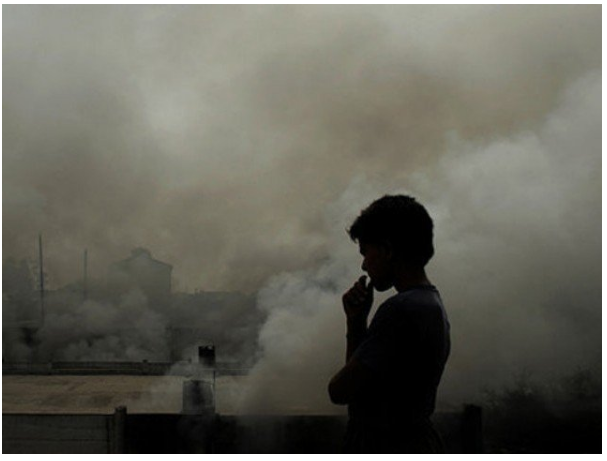 Karachi off the list of the most polluted cities in the world