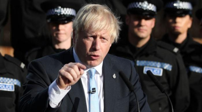 The naming of the drug used to treat Corona became a test for the British Prime Minister.