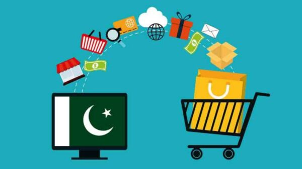 The volume of e-commerce trade in Pakistan will exceed Rs 100 billion this year.
