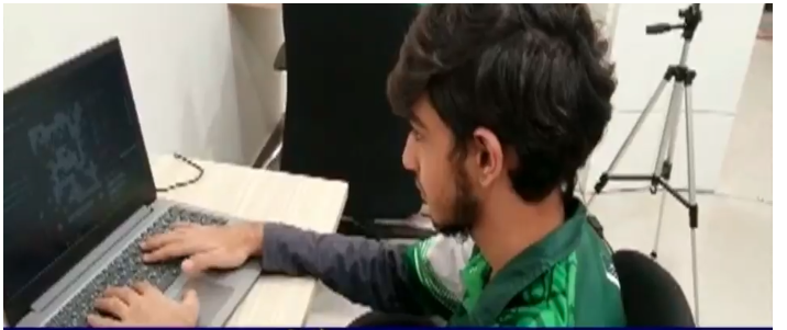 Pakistan reached the final of the Youth World Scrabble Championship