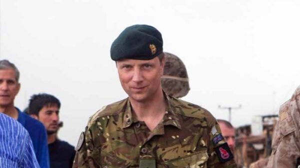 Britain: The first court-martial of a top military officer in 200 years