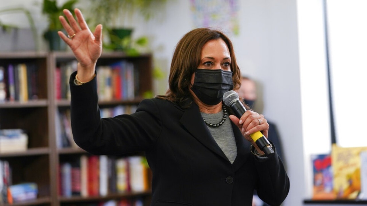 'Infuriating' that Kamala Harris laughed off remote learning: Julie Banderas