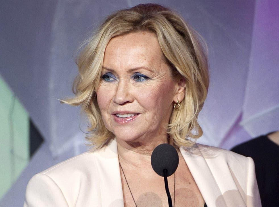 Agnetha Fältskog Biography
