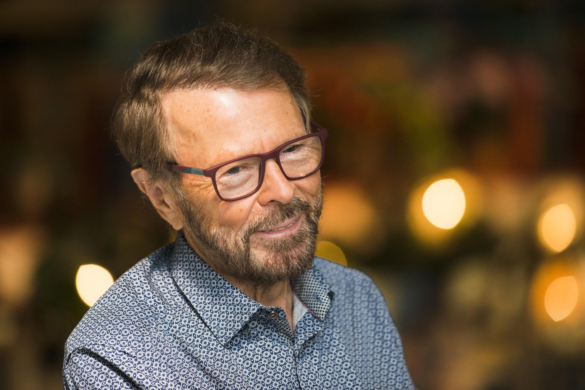Björn Ulvaeus Biography