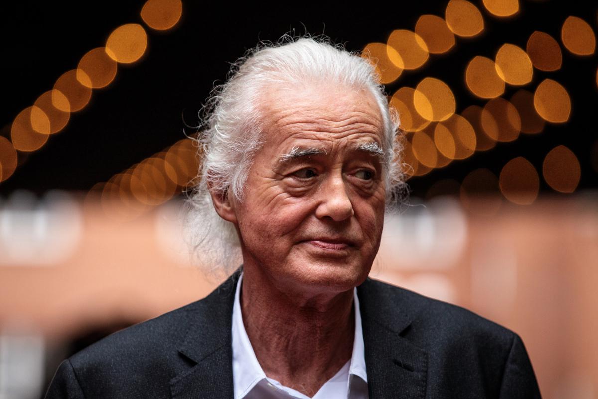 Jimmy Page Biography