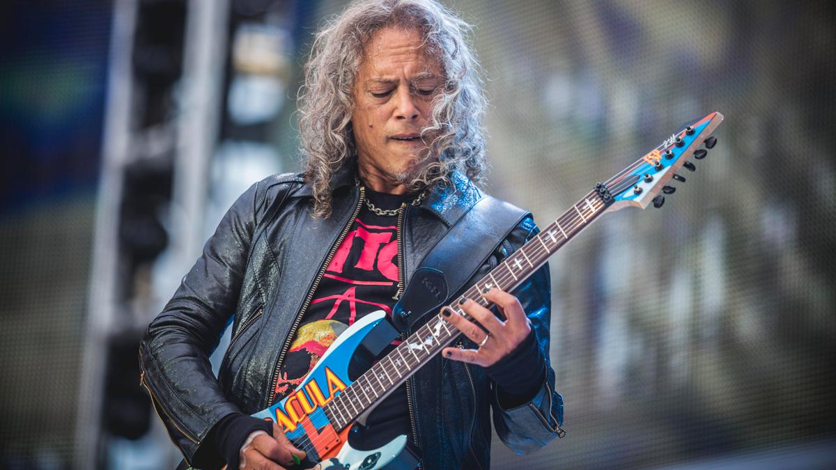 Kirk Hammett Biography