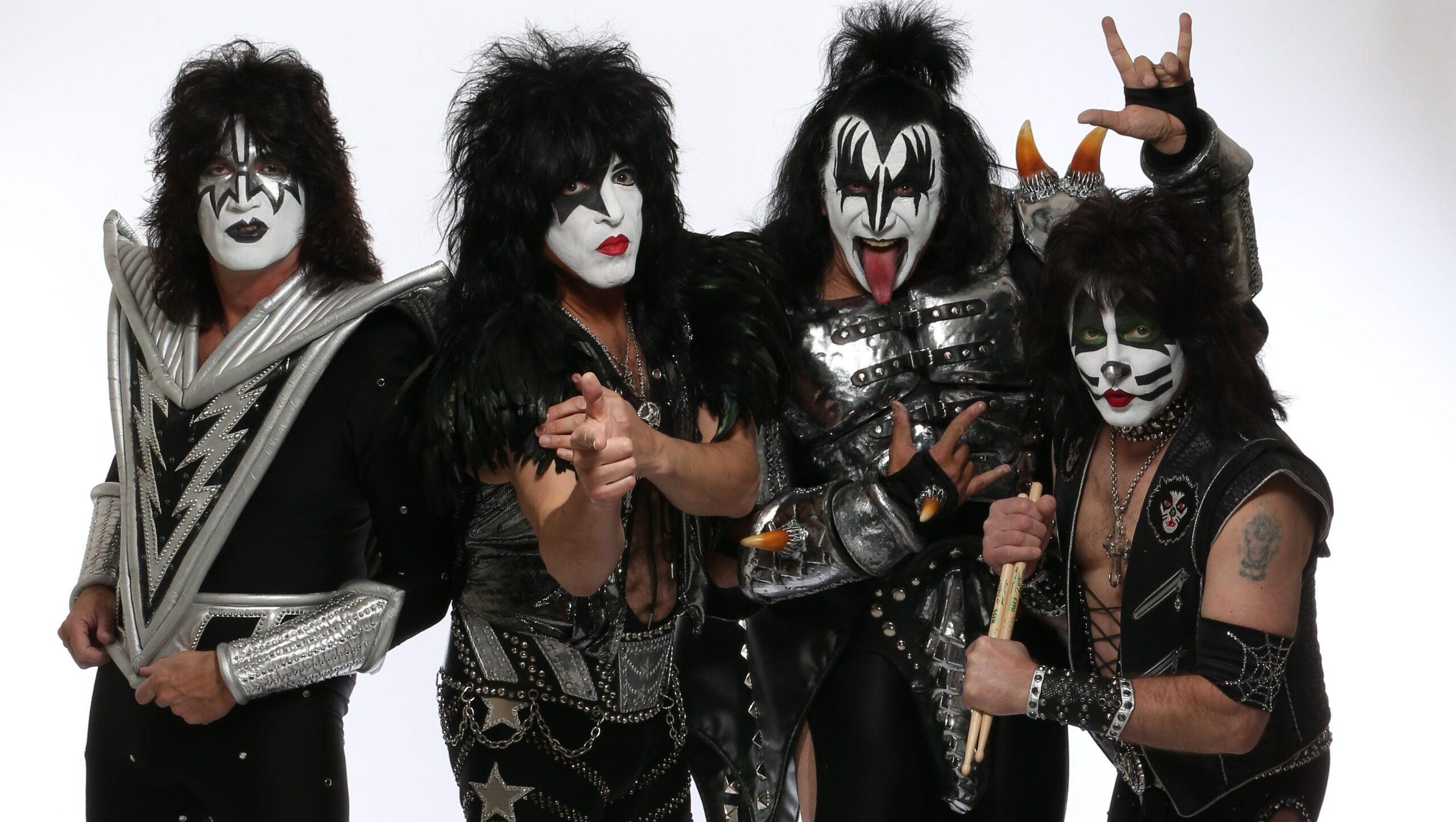 Kiss Rock band Biography