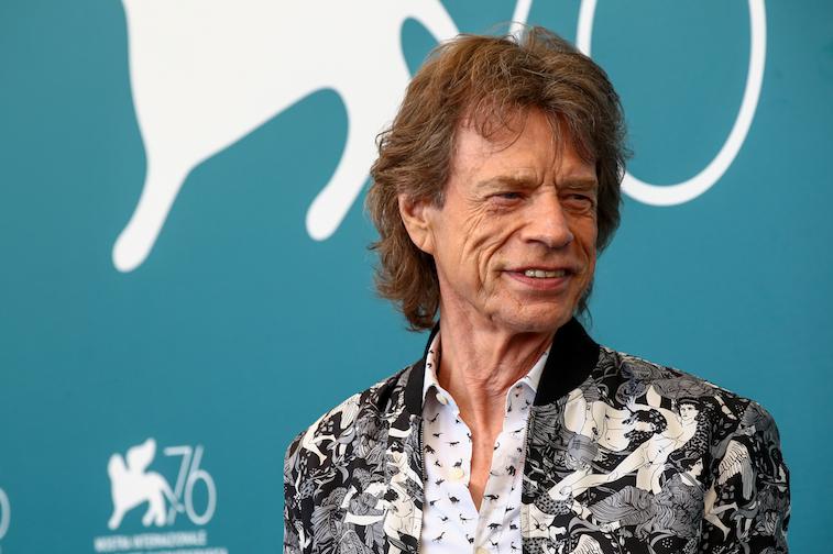 Mick Jagger Biography