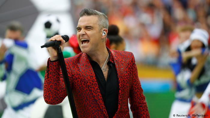 Robbie Williams Biography