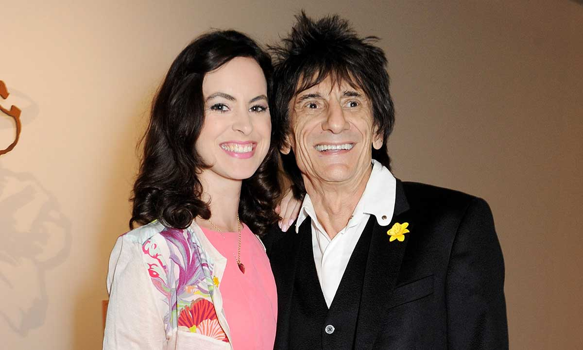 Ronnie Wood Biography
