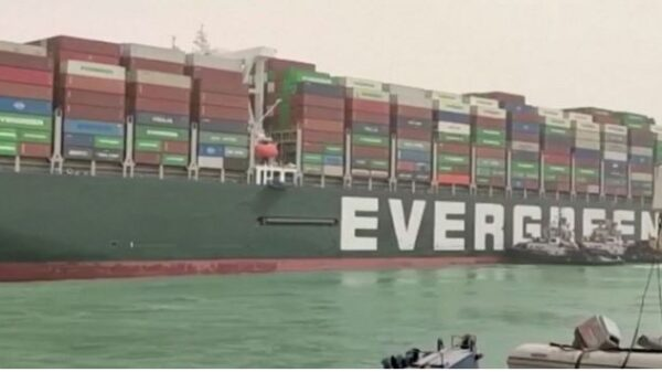 Significant progress in the case of ships stranded in the Suez Canal
