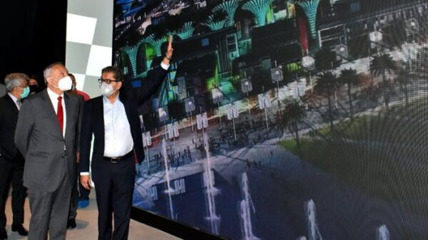 Pakistan pavilion for Dubai Expo handed over to Pakistani government after construction