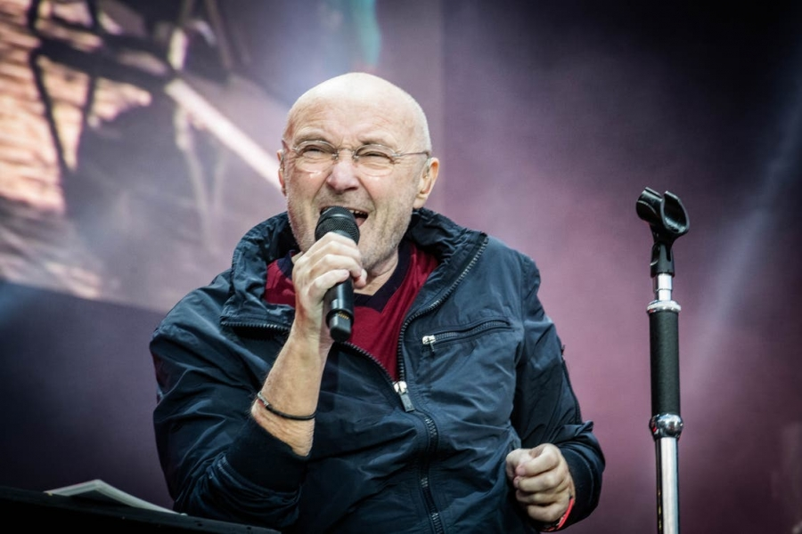 Phil Collins Biography