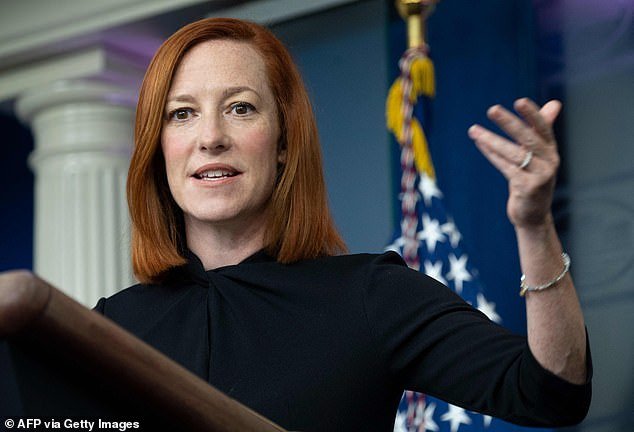 Psaki doubles down on 'debunked' Georgia election claims; 'The Five' reacts