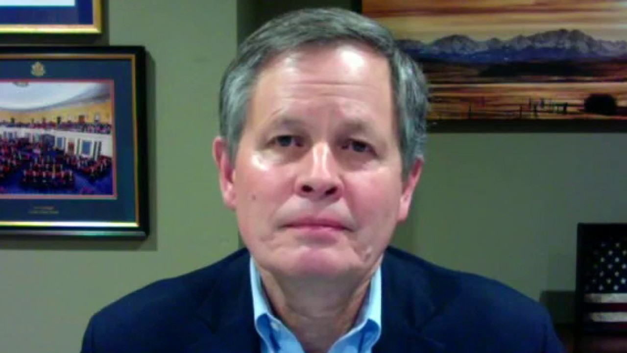 Sen. Daines: Spending by Biden administration is out of control