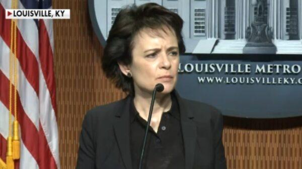 Louisville police chief responds to DOJ investigation