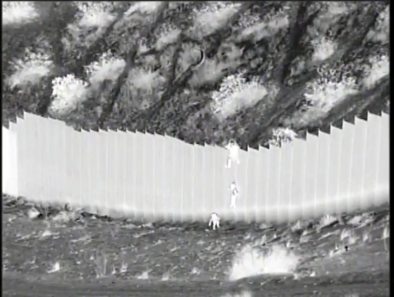 White House pressed on video of smuggler dropping toddlers from border wallWhite House pressed on video of smuggler dropping toddlers from border wall