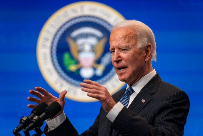 Biden supporting vaccines for migrants is 'a slap in the face': Lawrence Jones