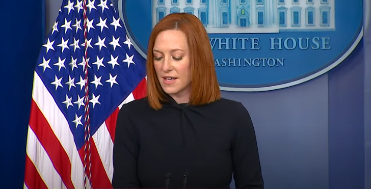 Jen Psaki holds White House press briefing | 4/23/2021
