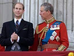 Prince Edward will receive the title of Duke of Edinburgh
