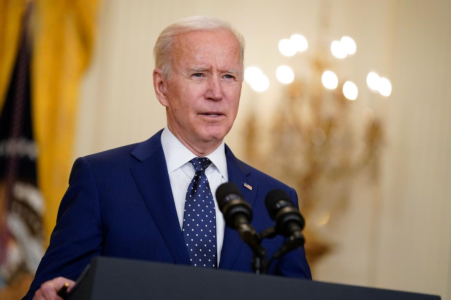 Biden reacts to Chauvin's guilty verdict, calls for no violence