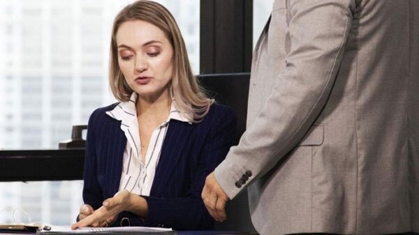 One-third of women managers agree on the presence of sexual behavior in their organizations