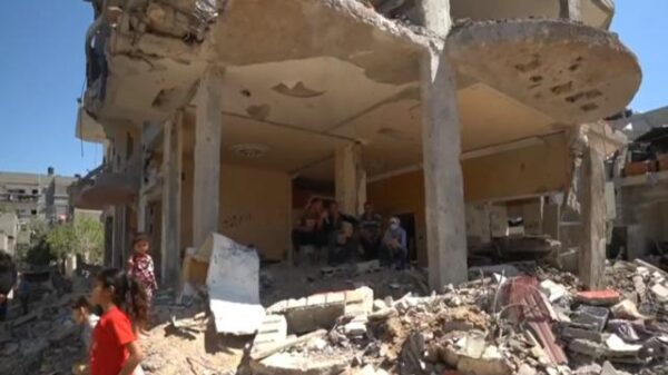 Inside Gaza's destruction after deadly conflict with Israel
