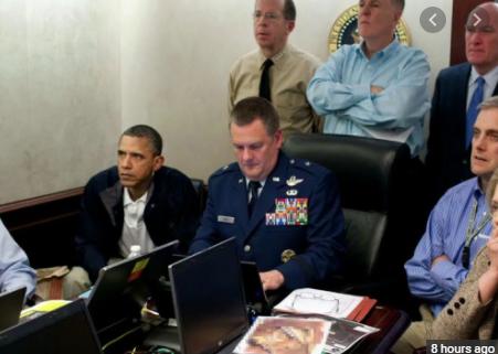 Biden wasn't in favor of taking 'immediate action' on bin Laden