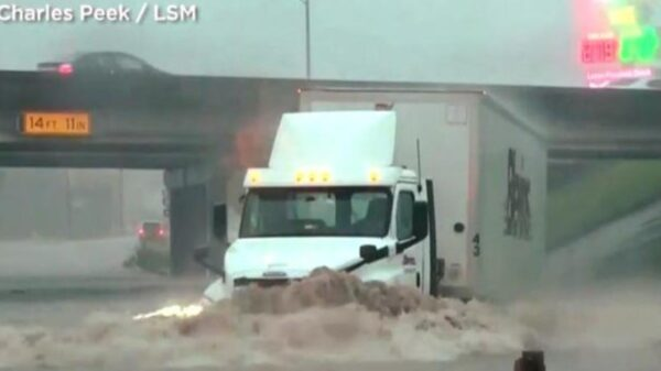 South devastated by deadly storms and severe floods