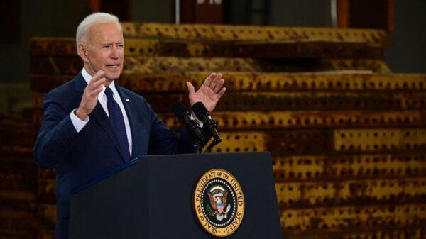 Biden to discuss the American Jobs Plan