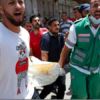 The number of Palestinians martyred by Zionist aerial barbarism has risen to 119
