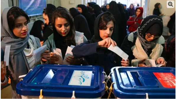 Registration begins for presidential candidates in Iran
