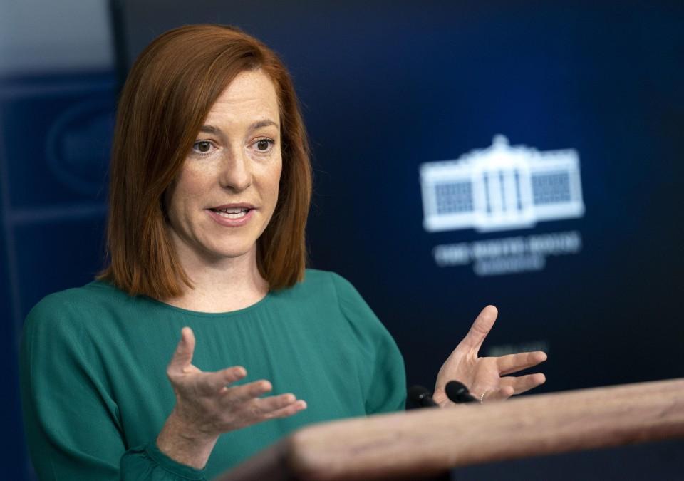 Jen Psaki holds White House press briefing | 5/5/2021