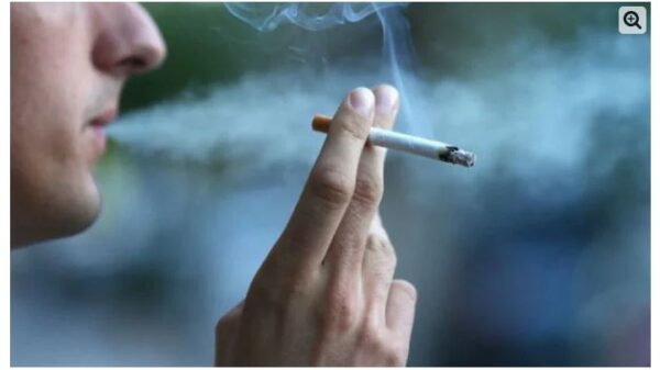 What is the number of smokers in the world?