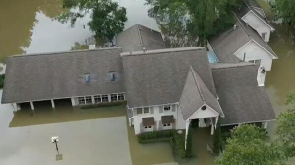 Louisiana swamped by severe floods after torrential rain