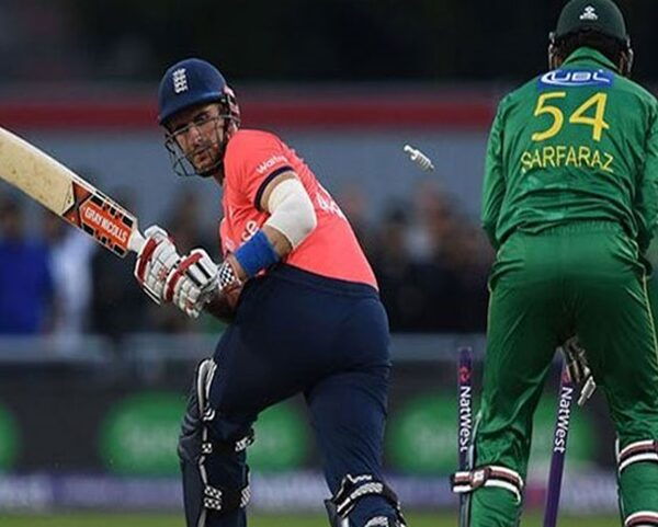 Pak-England cricket series not to be shown in Pakistan