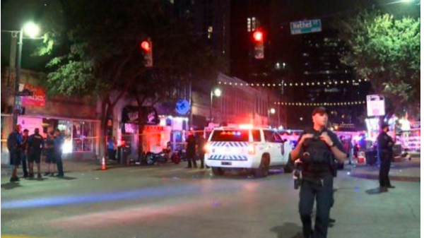 Several people were injured in the firing of gunmen in the United States