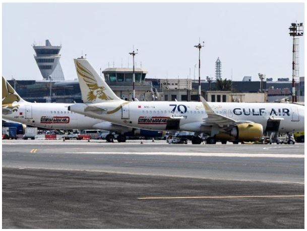 Passenger planes collided at Dubai airport, no casualties were reported