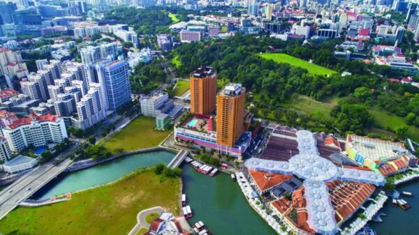 Canninghill Piers is the latest integrated development in Singapore City