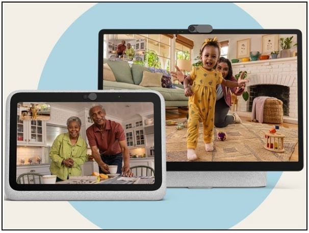 Facebook has introduced a smart display for video calls