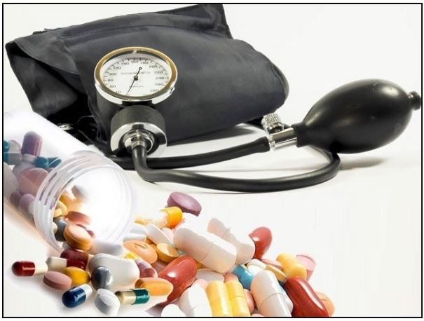 Better treatment of blood pressure with one capsule of four medicines