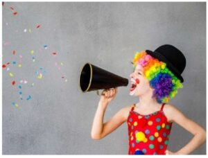 Humor in children is an expression of their intelligence, research